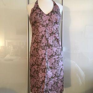 Vintage J. Crew halter dress